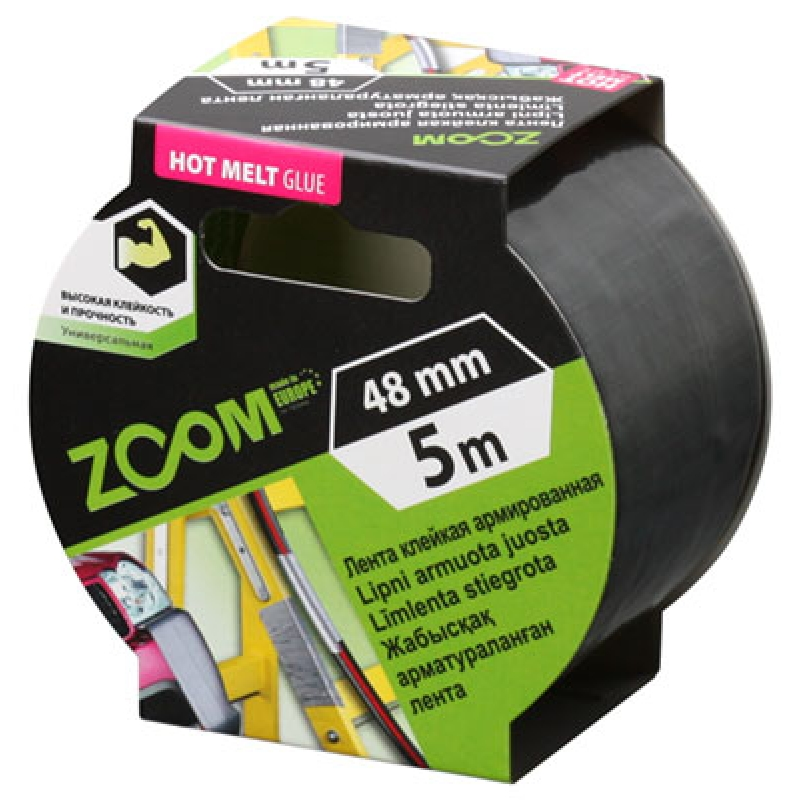DUCT TAPE ZOOM
